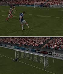 fifa 13 ball glitch