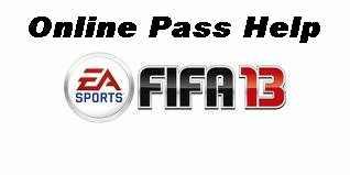 FIFA 13 Online Pass