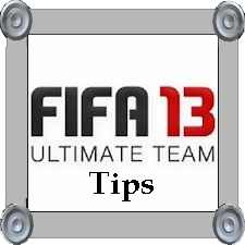 Fifa 13 Ultimate Team Tips