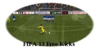 Fifa 13 Free Kicks