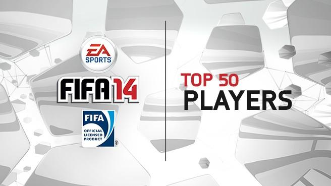 Best 50 Player Ratings