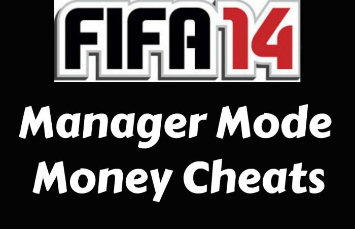 Get money on fifa 14 career mode